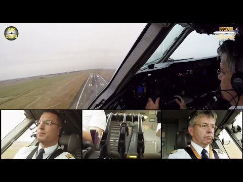LOOOOONG TAKEOFF RUN: Heavy LH MD-11F going airborne from high-elevation Nairobi! [AirClips]