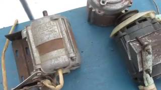 №17 подключение конденсаторный электродвигатель однофазный ремонт