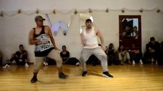 Tu Príncipe - Daddy Yankee   Choreography By Diego Vazquez & Mario Cuesta