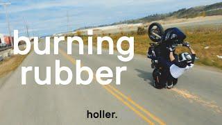 Burning Rubber FPV   4K