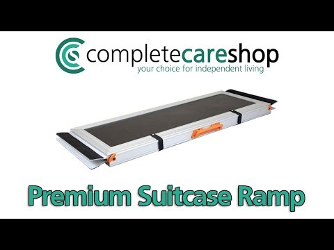 Premium Wheelchair Ramp