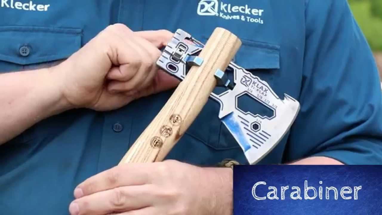 Klecker Knives Video Thumbnail