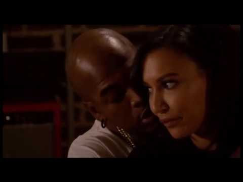 Naya Rivera And Ne-Yo Full Sexy Dance + Sex Scene