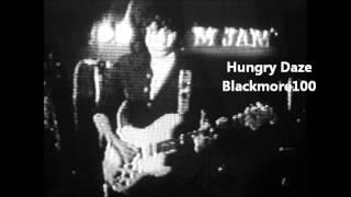 Hungry Daze  - Blackmore100