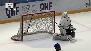 МЛК «JASTAR» Видеообзор матча МХК «Барыс» - МХК «Торпедо» игра №152
