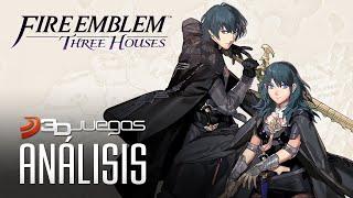 Análisis De Fire Emblem: Three Houses ¡Tremendo!