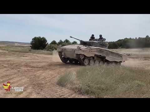 La Brigada Guadarrama XII finaliza el ejercicio Hit & Run