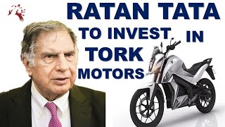 LATEST COMPANY NEWS | TORK MOTORS | Ratan tata | Hindi | T6X e-bike