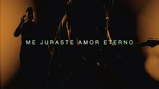 Me Juraste Amor Eterno - Cafe Quijano feat. Mijares (Video)