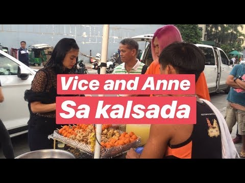 VLOG#3 LOL-Trip with Vice Ganda and Anne Curtis (Behind the scenes)