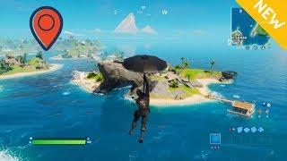 The Shark Location Fortnite (Battle Royale)