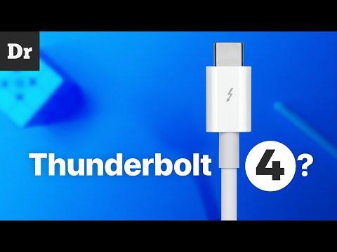Thunderbolt 4: БУДУЩЕЕ USB-C