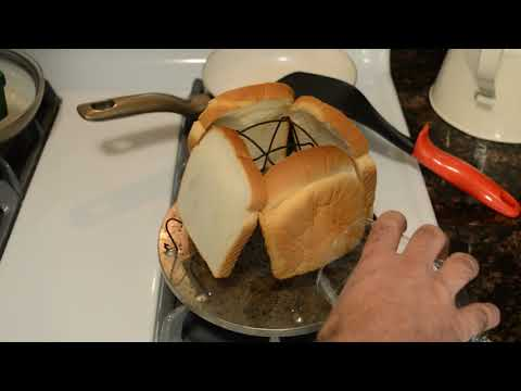 Coleman Camp Stove Toaster Review