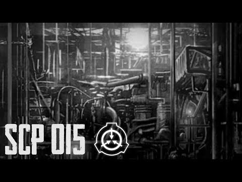 SCP-015 - Pipe Nightmare