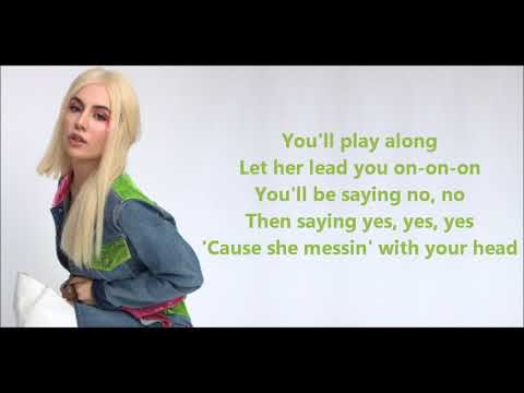 Ava Max Sweet But Psycho Lyrics