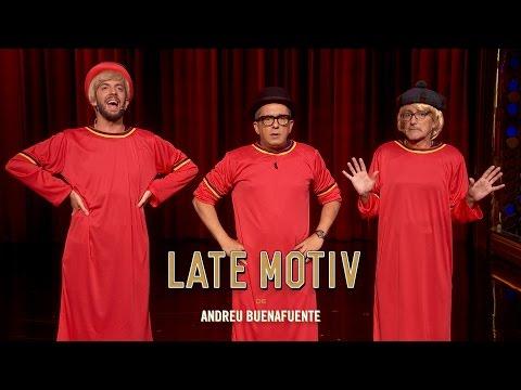 LATE MOTIV - Monólogo de Andreu Buenafuente ¿Cómo están ustedes?   #LateMotiv239