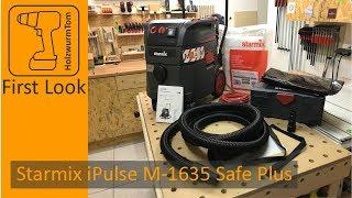 Ist das der beste Werkstattsauger?! Starmix Ipulse M-1635 Safe Plus