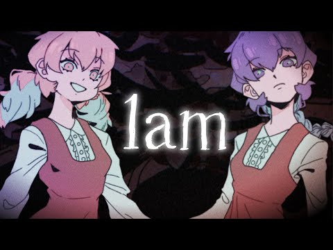 【Vocaloid Original】1AM【Meika Hime・Mikoto】
