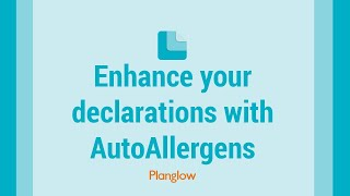 Enhance your declarations with AutoAllergens thumbnail