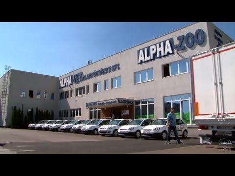 Alpha-Vet Kft - Termékvideó