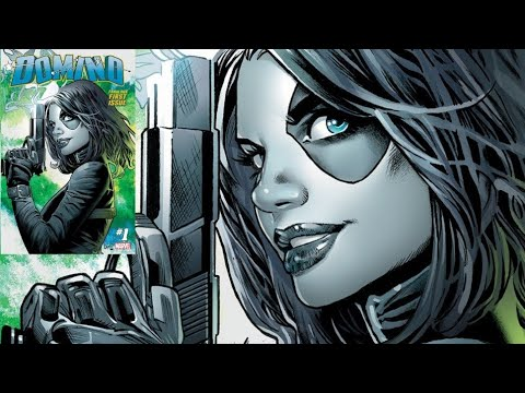 Gail Simone's DOMINO #1 Is The Most Annoying Comic Book Ever Made