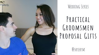 Practical Groomsmen Proposal Gifts | WEDDING PLANNING