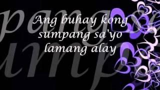 Panunumpa Lyrics