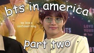 Bts In America Pt 2
