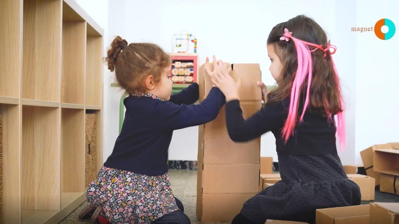 Projecte Magnet: Escola Marià Fortuny, el COAC i l'ETSA-URV