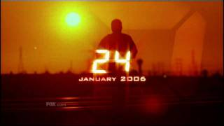 24 Season 5 Promo HD