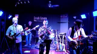 Snack Cracker-Them Bones (cover)-HD-Local's Tavern-Wilmington, NC-11/16/13