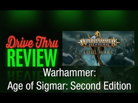 Introduction to Warhammer: Age of Sigmar: Second Edition