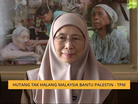 Hutang tak halang Malaysia bantu Palestin - TPM