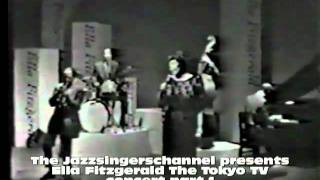 Ella Fitzgerald in concert Japan part 1