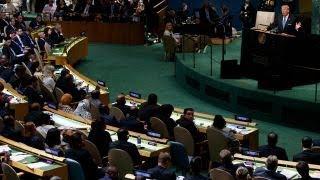 Trump speech gets UN's attention, but will it bring change?