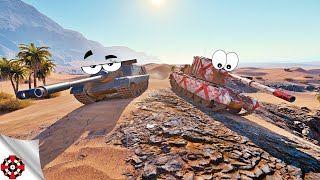 World Of Tanks - Funny Moments | MONSTER SHOTS! (WoT Ammo Rack Explosion, March 2019)