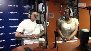Yelawolf Speaks on Proposing to Fefe Dobson on Sway in the Morning