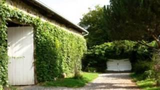 preview picture of video 'Rochechouart Maison Propriété Jardin Terrasse 20m² - Dép'