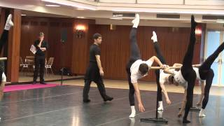 Michael Ryan - Day 1 - 2014 Prix De Lausanne