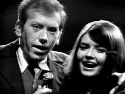 1969 Jiří Grossmann a Miluška Voborníková - Pupáková píseň lásky