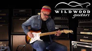 Fender Custom Shop Wildwood 10 1955 Stratocaster  •  SN: R103398
