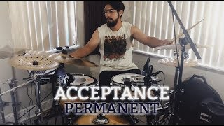 Acceptance   Permanent   Drum cover by Henry Villasmil