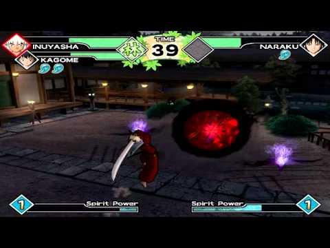 InuYasha: Feudal Combat (PS2 Gameplay)