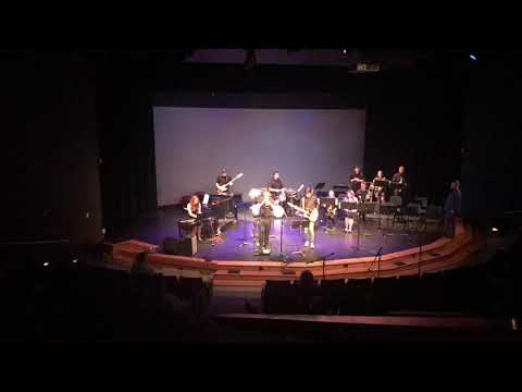 OCC Jazz Ensemble Performing Lingus by Snarky Puppy (an example of my students).