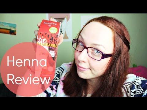 SANTE HENNA REVIEW + Henna Tipps | Erdbeerliese