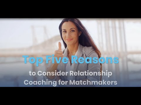 Relationship Coach Training   Top Five Reasons to Consider ...