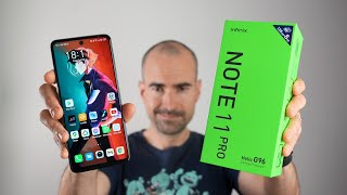 Infinix Note 11 Pro - Unboxing & Full Tour - Best Budget Gaming Phone?