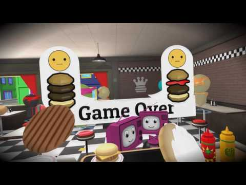 VR The Diner Duo - Beta trailer thumbnail