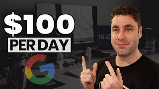 How To Make Money With Google Adsense For Beginners 2021 ($100 a Day)