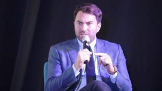 YOU DONT UNDERSTAND THE WARRIOR CODE! -EDDIE HEARN IMPRESSION OF CHRIS EUBANK LEAVES BELLEW IN TEARS